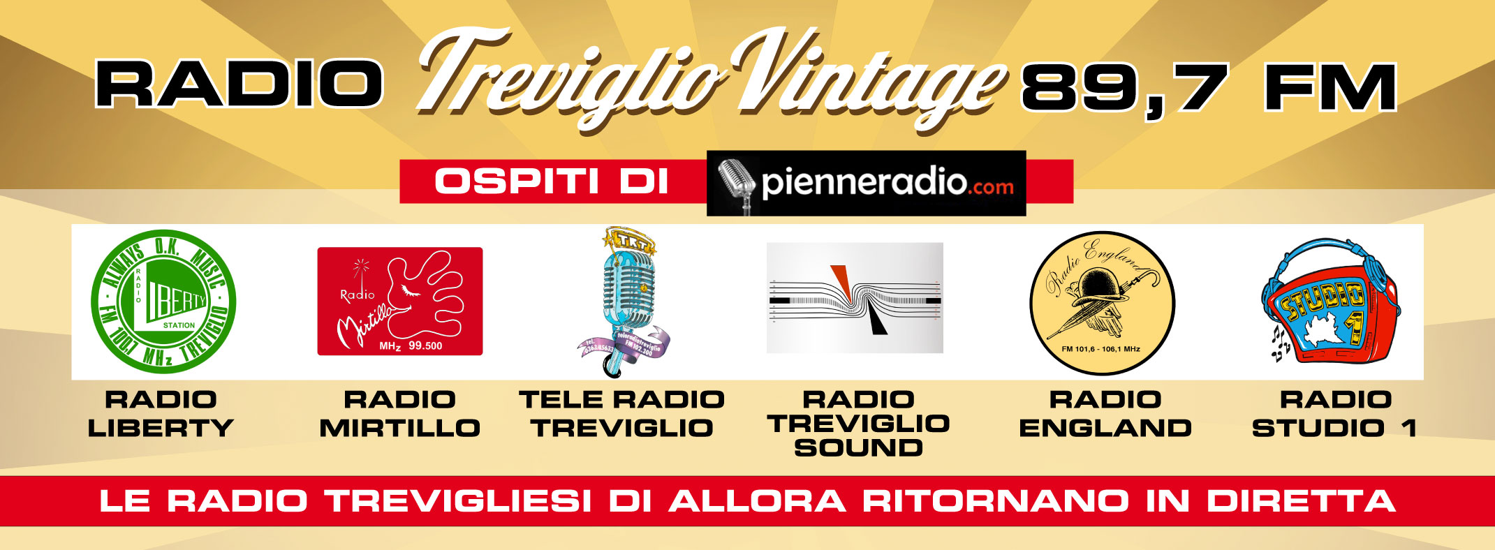 Radio Treviglio Vintage On Air