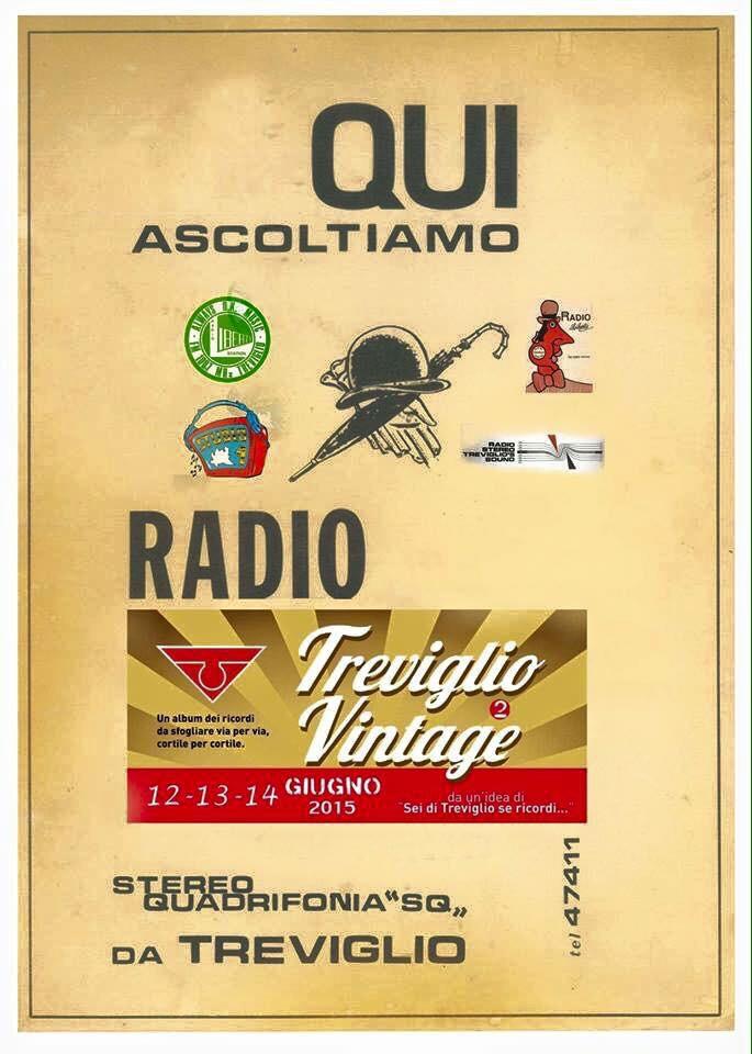 Radio Treviglio Vintage