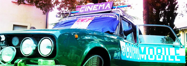 Cortomobile il cinema più piccolo del mondo