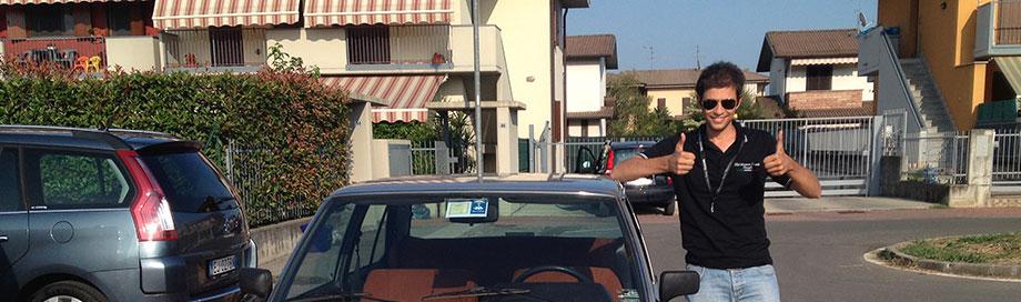 Flavio Nava Club Auto Moto Storiche Treviglio